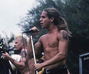 1989, flea, and redhotchilipeppers image
