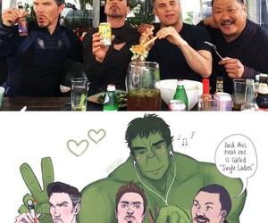Marvel, Avengers, and Hulk image