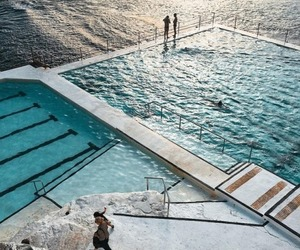 pool, summer, and beach image