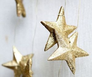 gold, star, and stars image
