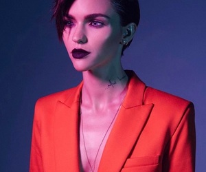 ruby rose and red image