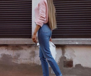 cool, jeans, and fashion image