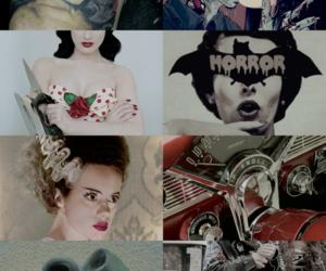 aesthetic, rockabilly, and alternative image