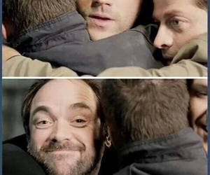 supernatural, crowley, and jared padalecki image