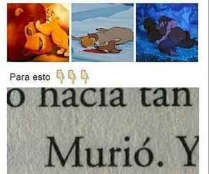 book, disney, and frases image