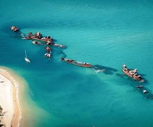 australia, beach, and home image