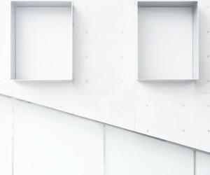 architecture, minimalism, and white image