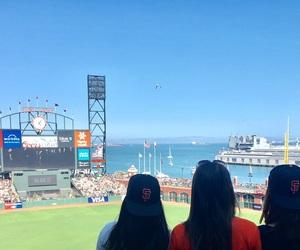 baseball, summer, and enchantingrain image