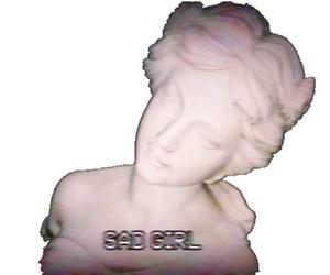 greek, png, and sad girl image