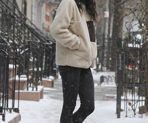 winter, birks, and winter is coming image