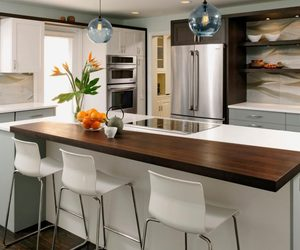 islands and kitchen image