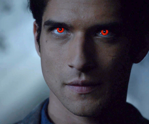 tyler posey and scott mccall image