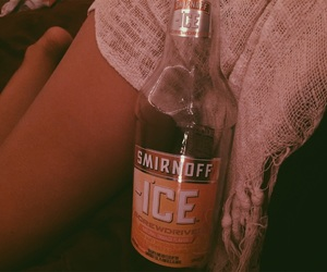 laying down, smirnoff, and smornoff image