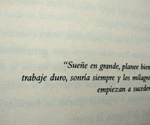 frases, Dream, and book image