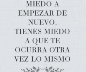 miedo and frases image