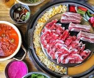 food, korean, and eatclean image