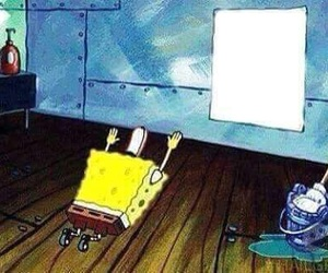 spongebob and funny image