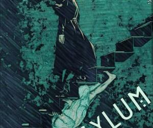 asylum, edit, and poster image