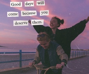 quotes and good days image