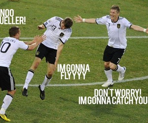 funny, germany, and muller image