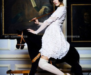 horse and keira knightley image