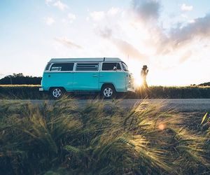 hipster, travel, and travelling image