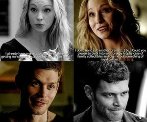 The Originals, the vampire diaries, and caroline forbes image