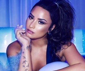 demi lovato, sorry not sorry, and SNS image