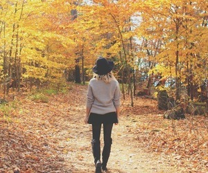 fall, autumn, and fashion image
