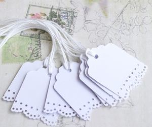 wedding, gift tag, and cute image