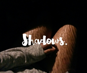 90's, night, and shadows image