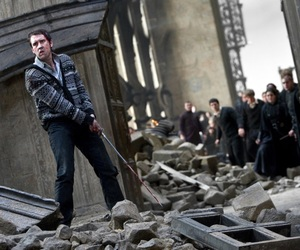 harry potter, neville longbottom, and Matthew Lewis image