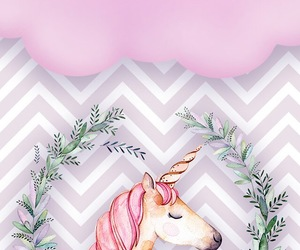 unicorn, wallpaper, and iphone image