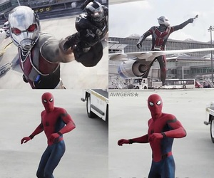 Avengers, funny, and peter parker image