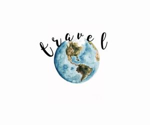 travel, traveller, and world image