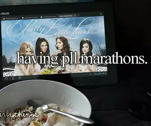 pll, pretty little liars, and Marathon image