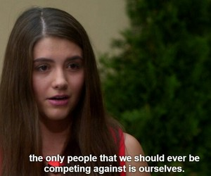 degrassi, inspiration, and quote image
