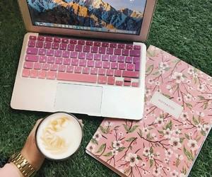 amazing, apple, and coffee image