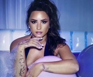 demi lovato, singer, and sorry not sorry image