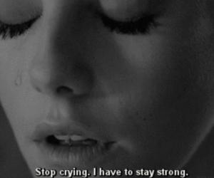 crying and frasi tumblr image