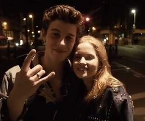 shawn mendes and ellie bamber image