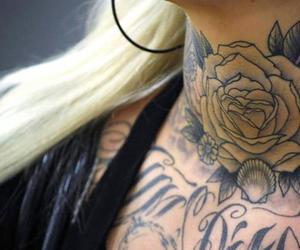 amazing, chest piece, and girl image