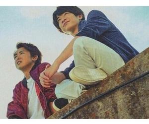 大野智, 知念侑李, and hey!say!jump image