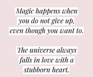happiness, magic, and quotes image