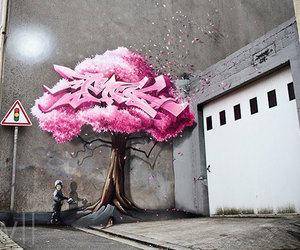 street art, art, and graffiti image