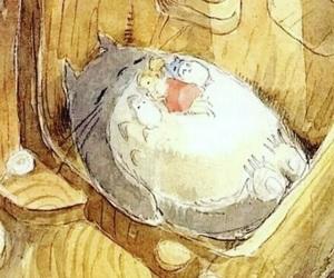 ghibli, studio ghibli, and My Neighbor Totoro image