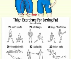 exercise, sport, and workout image