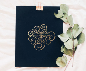 art, calligraphy, and graphicdesign image