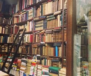 book shop, Dream, and italia image