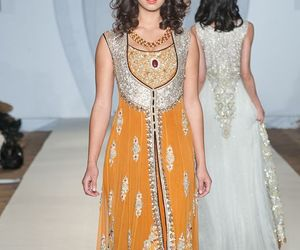party dresses, indian clothing, and pakistani fashion dresses image